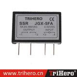 PCB de type DC/AC SSR relais de l'état solide, Jgx-5FA