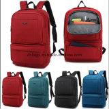 Men&Womenビジネス袋の15.6のラップトップのバックパックのコンピュータのノートの学校旅行袋