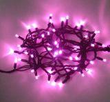 屋外の銅線LEDストリング芝生ライト