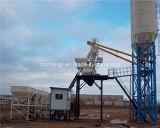 Hzs35 Mobiele Concrete het Mengen zich Installatie voor Zuid-Afrika