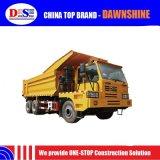 65t sistema rígido de caminhão de caixa basculante para venda