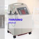 Doppio concentratore medico dell'ossigeno di flusso (THR-OC7F5-DF)