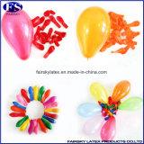 3 de Ballon van het Water van de duim met Natuurlijk Latex China vervaardigde
