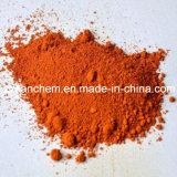 Óxido de hierro de alta calidad de pigmentos de color amarillo rojo verde para la construcción de ladrillos