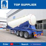 Titan-Fahrzeug - Aschen-Kleber Bulker doppelte Welle 50 Tonnen Bananen-Form-Schlussteil-pneumatische Kleber-Träger-für Verkauf