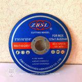 Rotella di taglio per Inox-125X1.6X22.2
