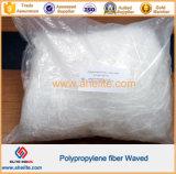 Forma de onda de la fibra del polipropileno 50m m