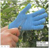Перчатка работы безопасности пищевой промышленности перчаток сопротивления отрезока волокна Hppe