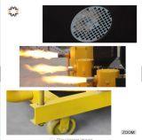 Queimador da pelota da biomassa do combustível limpo