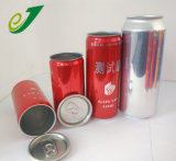 Opentingの上の蛇口のアルミ缶