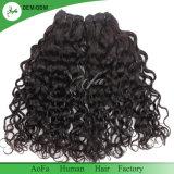 Trama non trattata dei capelli umani dei capelli di Remy del Virgin di 100%