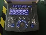 Grundlegende 2D bewegliche Digital-Ultraschall-Farbe Doppler für landwirtschaftliche Dringlichkeit