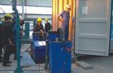 Industriële Stofzuiger voor Bouwconstructie