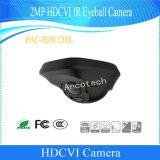 Dahua 2MP Hdcvi IR CCTVデジタルのビデオ眼球のカメラ(HAC-HDW1200L)