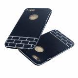 PUののりのiPhoneの8暗い青のためのハイブリッド保護携帯電話の箱