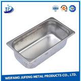 台所の流しのためのステンレス鋼の深く引かれた部品