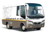 Bus Closed del carico dell'HP di Rhd/LHD Dongfeng 115