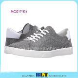 Chaussures en cuir de haute qualité avec crochet