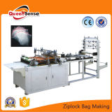 Zip- Lock Bolsa de corte de la máquina