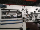 Cama plana morrem totalmente automático de corte com máquina de decapagem