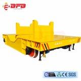 Manejo de la pista hidráulica personalizada Cesta de la fábrica para la transferencia