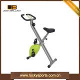 Academia de nova casa usar mini-Magnetic X bicicleta de exercício
