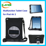 Cas de dispositif de couverture du Roi Series Tablet de pirate pour l'air 2 d'iPad