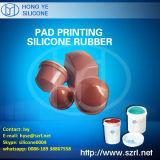 Para a impressão da tela de borracha de silicone