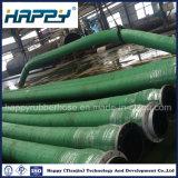 L'eau industrielle de l'huile haute pression de décharge d'aspiration flexible en caoutchouc