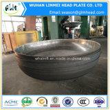 Protezioni di estremità semi ellissoidali cape servite del acciaio al carbonio di prezzi