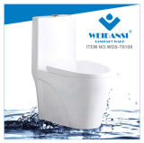 Lavagem de cerâmica Weidansi S-Trap um pedaço de toucador (WDS-T6109)