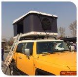 油圧ガラス繊維のキャンプのシェル車の屋根の上のテント