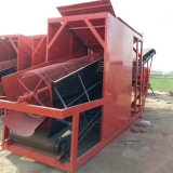 Pantalla aprobada del tamiz del tambor de la criba del arena y grava de ISO/Ce para el proceso/para de la arena calificar y tamizar