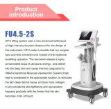 Ultra-som focalizado Hifu da intensidade 2015 elevada para a remoção do enrugamento