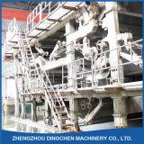 cadena de producción gemela del papel del trazador de líneas de la tapa del alambre de 3600m m con 200t/D