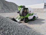1.8 Cbm Betoneira Caminhão em Bauma China 2018 nov.