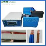 Ультразвуковой металл сварочного аппарата для провода к проводной разъем