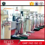 De Alta Velocidad de alta calidad Gq/GF Liquid-Liquid Tubular centrífuga para separación de sólidos