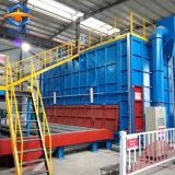 鋼板保存ライン及び鋼鉄クリーニング機械