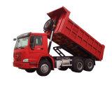 De Vrachtwagen van de Kipper van Sinotruk HOWO 6X4 LHD&Rhd
