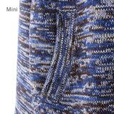Vestuário de inverno de malha de lã para meninos