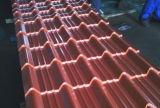 亜鉛アルミニウムカラー上塗を施してある鋼鉄屋根ふきシート