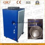 Refrigeratore di acqua del sistema di raffreddamento dell'aria con il serbatoio di acqua dell'acciaio inossidabile