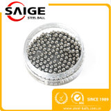 Bola magnética del acero inoxidable de RoHS AISI304 de la fuente de la fábrica