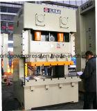 Máquina da imprensa da abertura de C com protetor hidráulico da sobrecarga