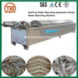 Industrielle Meerestier-Wasser-Bleichengeräten-Garnele-Dampfbleichen-Maschine