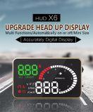 Cabeça digital inteligente Monitor do Hud para qualquer carros