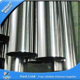 304 tubes soudés en acier inoxydable pour la décoration