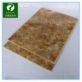 À l'intérieur imperméable en plastique en bois composite et insonorisées WPC/PVC carte murale