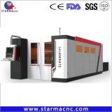 中国の普及した効率的な高い発電のRaycus Ipgのステンレス鋼レーザーの打抜き機